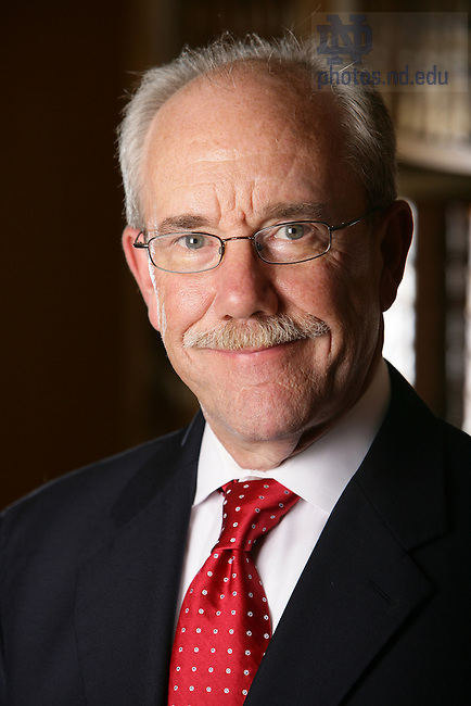 Thomas Noble of the Medieval Institute for the Hesburgh Lectures