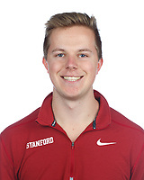Stanford Track and Field Portraits, January 15, 2020