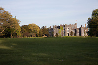 Birr Castle viewed from across the parkland