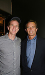 Matthew Modine and Robert F. Kennedy Jr. at the New York Screening of The Cove, Cinema 2, NYC. (Photo by Sue Coflin/Max Photos)