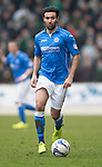 St Johnstone v Celtic.....14.02.15<br /> Simon Lappin<br /> Picture by Graeme Hart.<br /> Copyright Perthshire Picture Agency<br /> Tel: 01738 623350  Mobile: 07990 594431