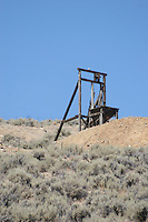 Bodie Historical State Park<br /> Off Hwy 395 near Mono Lake in California