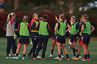 USWNT Training, Thursday, January 22, 2015