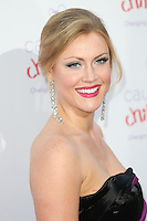 Camilla Kerslake at the 2015 Butterfly Ball, in aid of the Caudwell Children Charity, at the Grosvenor House Hotel. <br /> June 25, 2015  London, UK<br /> Picture: James Smith / Featureflash