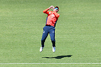 3rd November 2019, Wellington, New Zealand;  England's James Vince drops a catch at covers during the second T20 International game between New Zealand and England, Westpac Stadium, Wellington, Sunday 3rd November 2019.  - Editorial Use