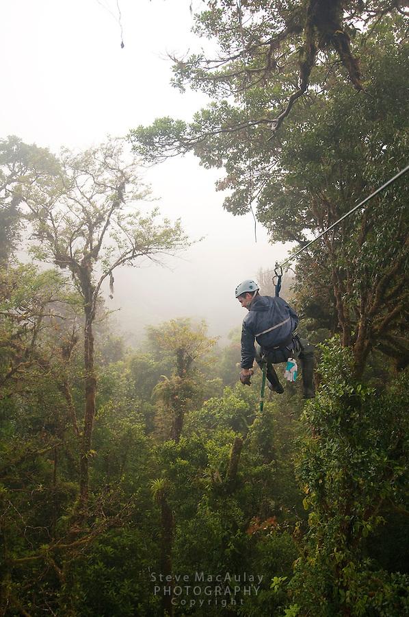 Zip Line Tour - Selvatura - Monteverde, Costa Rica