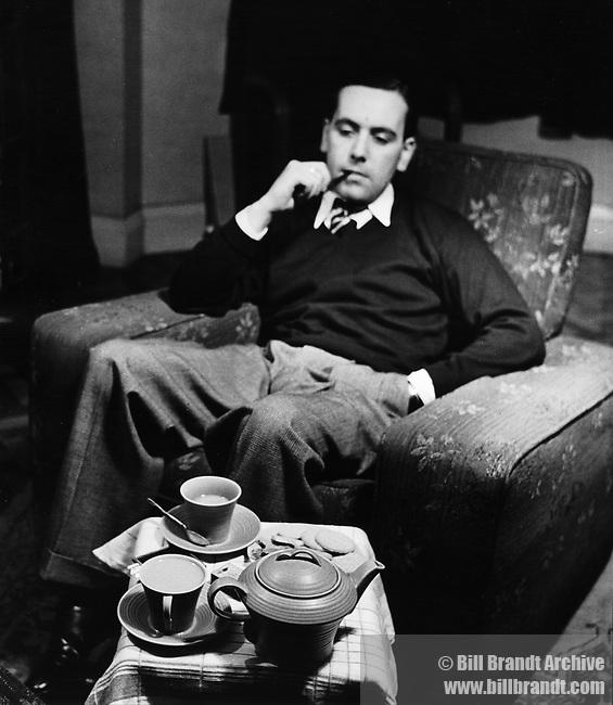 David Langdon, 1940s