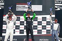 2017 Porsche GT3 Cup USA<br /> Sebring International Raceway, Sebring, FL USA<br /> Friday 17 March 2017<br /> GT3 Cup USA, Race 2, Gold Cup<br /> World Copyright: Jake Galstad/LAT Images<br /> ref: Digital Image lat-galstad-SIR-0317-14700