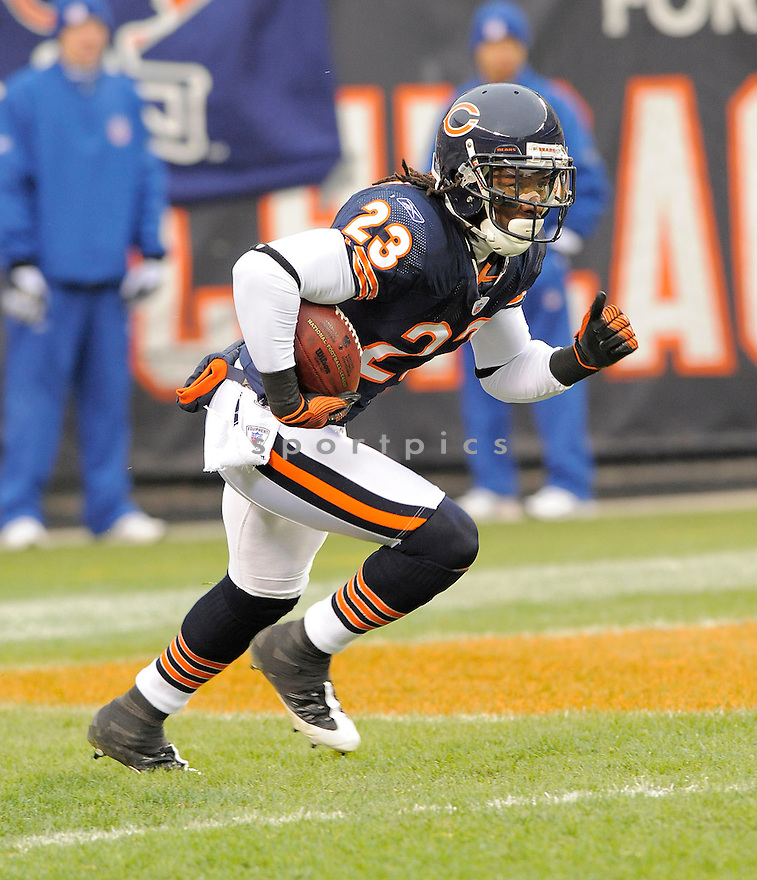 DEVIN HESTER, of the Chicago Bears, in action against the Tennessee Titans, during the Bears, game  in Chicago, IL  on November 9, 2008..Titans win 21-14