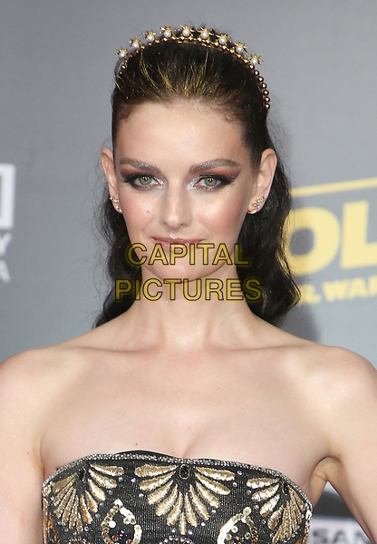 "10 May 2018 - Hollywood, California - Lydia Hearst. ""Solo: A Star Wars Story"" Los Angeles Premiere held at Dolby Theater. Photo Credit: F. Sadou/AdMedia"