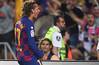 FOOTBALL: FC Barcelone vs Real Betis - La Liga-25/08/2019<br /> Antoine Griezmann (FCB) celebrates  <br /> 25/08/2019 <br /> Barcelona - Real Betis  <br /> Calcio La Liga 2019/2020  <br /> Photo Paco Largo/Panoramic/insidefoto