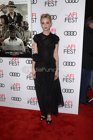 HOLLYWOOD, CA - NOVEMBER 09: Carey Mulligan at AFI Fest 2017 Opening Night Gala Screening Of Netflix's Mudbound at TCL Chinese Theatre on November 9, 2017 in Hollywood, California. Credit: David Edwards/MediaPunch
