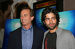 Robert F. Kennedy and Adrian Grenier at the New York Screening of The Cove, Cinema 2, NYC. (Photo by Sue Coflin/Max Photos)