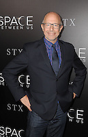 www.acepixs.com<br /> <br /> January 17 2017, LA<br /> <br /> Peter Chelsom arriving at the premiere 'The Space Between Us' at the ArcLight Hollywood on January 17, 2017 in Hollywood, California. <br /> <br /> By Line: Peter West/ACE Pictures<br /> <br /> <br /> ACE Pictures Inc<br /> Tel: 6467670430<br /> Email: info@acepixs.com<br /> www.acepixs.com