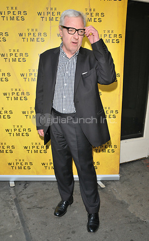 John Sessions at the &quot;The Wipers Times&quot; press night, The Arts Theatre, Great Newport Street, London, England, UK, on Monday 27 March 2017.<br /> CAP/CAN<br /> &copy;CAN/Capital Pictures /MediaPunch ***NORTH AND SOUTH AMERICAS ONLY***