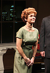 Kathryn Erbe during the Curtain Call for the Opening Celebration of 'Checkers' at the Vineyard Theatre in New York City on 11/11/2012