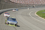 17 August 2008: Jimmie Johnson drives in the 3M Performance 400 at Michigan International Speedway, Brooklyn, Michigan, USA.