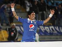 Millonarios  V.S. Deportes Tolima 19-04-2014