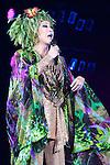 November 8, 2012, Tokyo, Japan - Kenichi Mikawa performs on the catwalk during Girls Award 2012 Autumn/Winter at the Yoyogi National Gymnasium in Shibuya, Japan. (Photo by Yumeto Yamazaki/Nippon News)