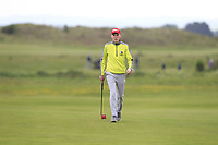 Liam Power (Galway) on the 1st during Round 1 of The East of Ireland Amateur Open Championship in Co. Louth Golf Club, Baltray on Saturday 1st June 2019.<br /> <br /> Picture:  Thos Caffrey / www.golffile.ie<br /> <br /> All photos usage must carry mandatory copyright credit (© Golffile | Thos Caffrey)