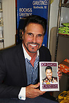 "The Bold and The Beautiful Don Diamont signed his book ""My Seven Sons and How We Raised Each Other""  - They only drive me crazy 30% of the time - for fans after a Q and A on May 31, 2018 at Books & Greetings in Northvale, New Jersey.  (Photo by Sue Coflin/Max Photo)"
