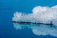 Ice in spring on Lesser Slave Lake<br /> <br /> Alberta<br /> Canada