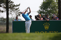 Danny Willett (ENG) during Round Three of the 2016 BMW PGA Championship over the West Course at Wentworth, Virginia Water, London. 28/05/2016. Picture: Golffile   David Lloyd. <br /> <br /> All photo usage must display a mandatory copyright credit to © Golffile   David Lloyd.