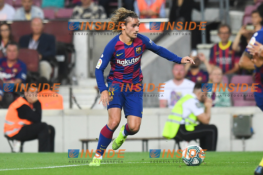 Antoine Griezmann<br /> 21/01/2016 <br /> Barcelona - Villarreal <br /> Calcio La Liga 2019/2020 <br /> Photo Paco Largo Panoramic/insidefoto <br /> ITALY ONLY