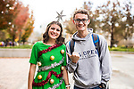 _E1_2194<br /> <br /> 1610-85 GCI Halloween Costumes<br /> <br /> October 31, 2016<br /> <br /> Photography by: Nathaniel Ray Edwards/BYU Photo<br /> <br /> &copy; BYU PHOTO 2016<br /> All Rights Reserved<br /> photo@byu.edu  (801)422-7322<br /> <br /> 2194