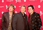 Rascal Flatts at the 2008 ACM Awards at MGM Grand in Las Vegas, May 18 2008.