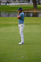 Danny Willett (GBR) reacts to barely missing his putt on 6 during round 2 of the World Golf Championships, Mexico, Club De Golf Chapultepec, Mexico City, Mexico. 2/22/2019.<br /> Picture: Golffile | Ken Murray<br /> <br /> <br /> All photo usage must carry mandatory copyright credit (© Golffile | Ken Murray)