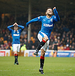 Agony for Harry Forrester as he almost scores