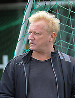 Eendracht Wervik :<br /> coach Maxim Vandamme <br /> <br /> Foto VDB / Bart Vandenbroucke