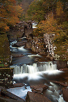 Bracklinn Falls and the Keltie Water, Callander, Loch Lomond and the Trossachs National Park