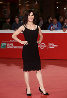La regista statunitense Melora Walters posa durante il red carpet per la presentazione del film ''Drowning' i' alla 14^ Festa del Cinema di Roma all'Aufditorium Parco della Musica di Roma, 20 ottobre 2019.<br /> US director Melora Walters poses on the red carpet to present the movie ''Drowning' during the 14^ Rome Film Fest at Rome's Auditorium, on 20 October 2019.<br /> UPDATE IMAGES PRESS/Isabella Bonotto