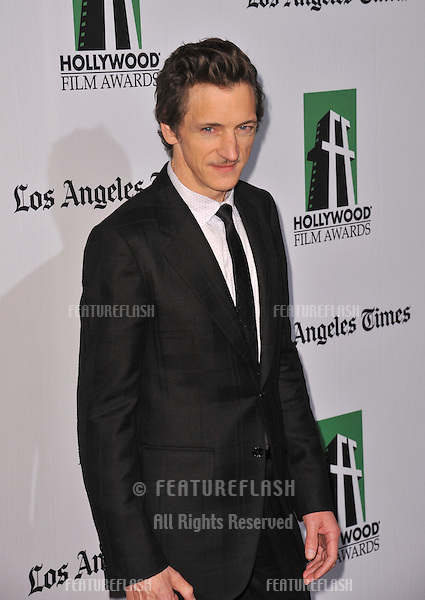 John Hawkes at the 16th Annual Hollywood Film Awards at the Beverly Hilton Hotel..October 22, 2012  Beverly Hills, CA.Picture: Paul Smith / Featureflash