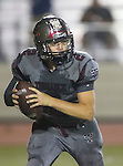 Torrance, CA 09/25/15 - Ryan Carroll (Torrance #2) in action during the El Segundo - Torrance varsity football game at Zamperini Field of Torrance High School