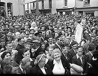 Puck Fair in the 1950's.<br /> Picture: macmonagle archive<br /> e: info@macmonagle.com
