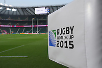 General view of Twickenham Stadium ahead of Match 26 of the Rugby World Cup 2015 between England and Australia - 03/10/2015 - Twickenham Stadium, London<br /> Mandatory Credit: Rob Munro/Stewart Communications