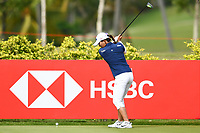 SINGAPORE - MARCH 02: Jin Young Ko of South Korea on the 3rd tee during the third round of the HSBC Women's World Championship 2019 at Sentosa Golf Club - Tanjong Course, Singapore on March 02, 2019.<br /> .<br /> .<br /> .<br /> (Photo by: Naratip Golf Srisupab/SEALs Sports Images)<br /> .<br /> Any image use must include a mandatory credit line adjacent to the content which should read: Naratip Golf Srisupab/SEALs Sports Images