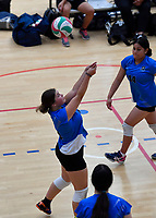 Volleyball &ndash; CSW Senior Tournament at ASB Sports Centre, Wellington, New Zealand on Friday 2 March 2018.<br /> Photo by Masanori Udagawa. <br /> www.photowellington.photoshelter.com