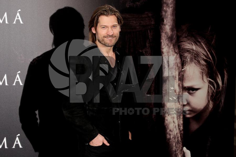 MADRI, ESPANHA, 04 FEVEREIRO 2013 - PHOTOCALL MAMA - O ator dinamarques Nikolaj Coster Waldau durante photocall do filme Mama no Hotel Villamagna em Madri capital da Espanha, nesta segunda-feira, 04. (FOTO: MIGUEL CORDOBA / ALFAQUI / BRAZIL PHOTO PRESS).