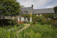France, Manche (50), Cotentin, Cap de la Hague, Omonville-la-Petite, maison de Jacques Prévert // France, Manche, Cotentin, Cap de la Hague, Omonville la Petite, house of Jacques Prevert