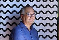 Bernard Friot è uno degli scrittori per ragazzi più conosciuti, amati e premiati (Premio Andersen 2009, Premio Orbil 2012) in Europa. Mantova 9 settembre 2018. © Leonardo Cendamo
