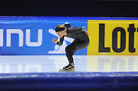 SCHAATSEN: HEERENVEEN: IJsstadion Thialf, 04-02-15, Training World Cup, Manon Kamminga, ©foto Martin de Jong
