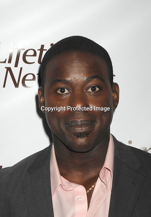 """Sterling K Brown of """"Army Wives""""..at The Lifetime Television Upfront Announcement of their ..new season on April 24, 2007 at The Grand Hyatt Hotel in  ..New York City. ..Robin Platzer, Twin Images"""
