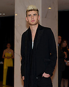 Colton Dixon arrives for the 2012 White House Correspondents Association (WHCA) Annual Dinner at the Washington Hilton Hotel in Washington, D.C. on Saturday, April 28, 2012..Credit: Ron Sachs / CNP.(RESTRICTION: NO New York or New Jersey Newspapers or newspapers within a 75 mile radius of New York City)
