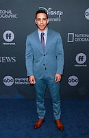 NEW YORK, NY - MAY 14: Victor Rasuk at the Walt Disney Television 2019 Upfront at Tavern on the Green in New York City on May 14, 2019. <br /> CAP/MPI99<br /> &copy;MPI99/Capital Pictures
