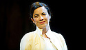 The Rape of Lucrece by William Shakespeare  A Royal Shakespeare Company Production adapted by Elizabeth Freestone ,Feargal Murray and Camille O'Sullivan . Performed by Camille O'Sullivan. Opens at The Royal Lyceum Theatre Edinburgh  on 22/8/12.CREDIT Geraint Lewis