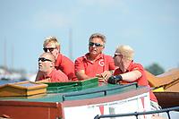 ZEILSPORT: FRYSLÂN: 2017, Schippers SKS Skûtsjes, ©foto Martin de Jong